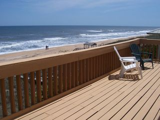 Ponte Vedra Beach house photo - View from Master Bedroom Deck