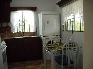 Ocho Rios house photo - partial view of kitchen