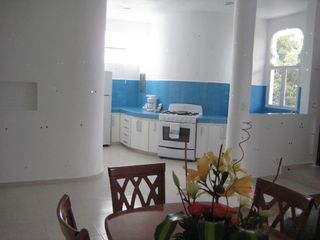 Playa del Carmen condo photo - Fully fitted kitchen, fully equiped, dining area