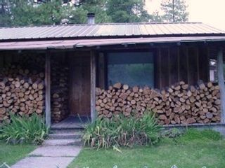 Missoula cabin photo - Front entrance