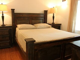 Dubrovnik villa photo - Another luxurious bedroom with a large comfortable bed.