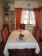 11th Arrondissement Bastille apartment photo - Dining room