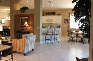 Bonita Springs townhome photo - Great open floor plan