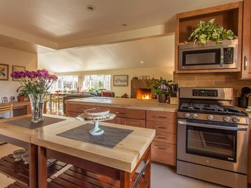 Arroyo Grande house rental - Kitchen