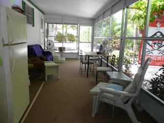Little Torch Key mobile home photo - Porch