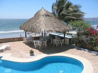 Bucerias condo photo - 6 steps from the pool