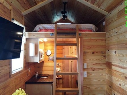 Tiny House rental Waco, Temple or Belton Texas
