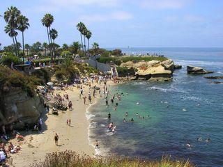 La Jolla cottage photo - La Jolla Cove (5 minute walk)
