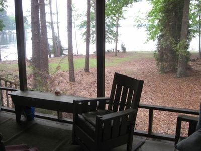 Lake Murray Floating Cabins Reviews >> Secluded Lakefront Getaway - VRBO