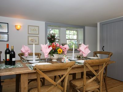 Oxford cottage rental - Dining Area