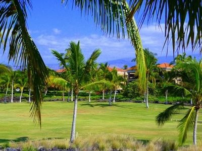 Golf Course View From Lanai