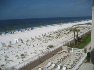 Fort Walton Beach condo photo - Island Princess 408- And the Beach goes on.......