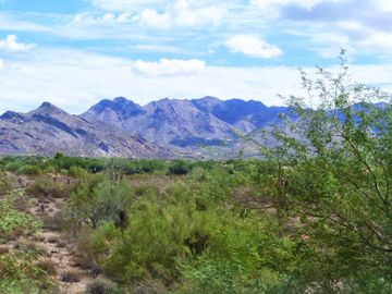 Other Scottsdale Properties townhome rental - Balcony View of McDowell Mountain