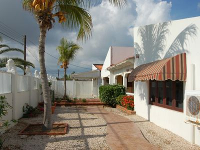Exterior house at 27-A Salina Cerca (ARUBA)