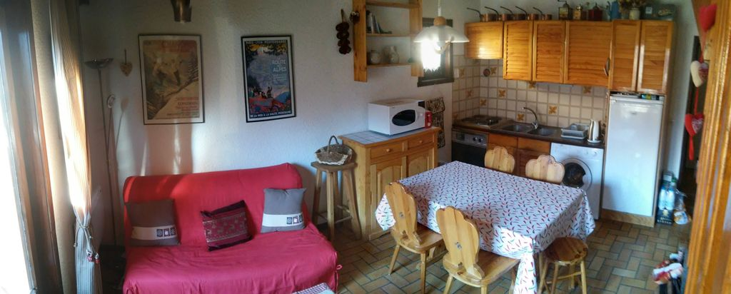 Holiday apartment, 48 square meters , La Salle, France