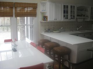 Quogue house photo - kitchen