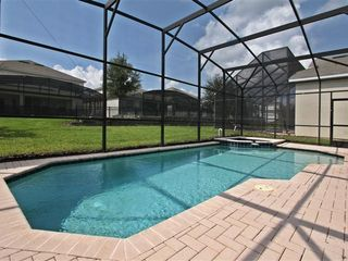 Windsor Hills house photo - Large Pool/Spa with Child Safety Fence