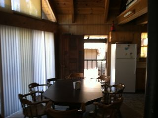 Pioneer Trail chalet photo - Dinning Area