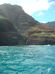 The Famous Na'Pali Coast -- A Must See!