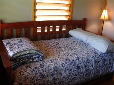 Tropical Whim third bedroom (trundle bed)