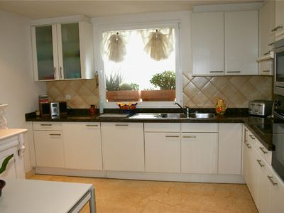 Mijas Costa apartment rental - Kitchen 2012