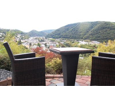 Comfortable apartment for 2 people with panoramic views of Bad Ems