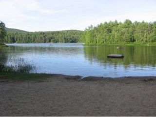 Ossipee Lake house photo - Nearby Loon Lake