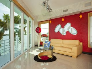 St Pete Beach house photo - Private sitting room,