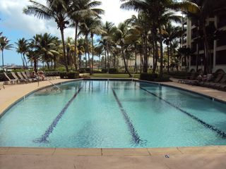 Rio Mar apartment photo - Lap Pool