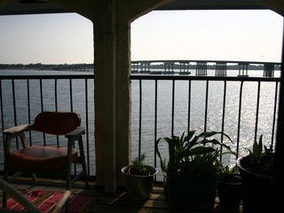 Panama City townhome photo - The view from your living room.