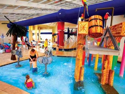 Dunes Village condo rental - Indoor Waterpark - Kiddies Pool