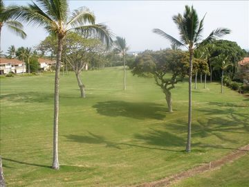 View the 15th hole on Kona Country Club Golf Course. There are two golf courses