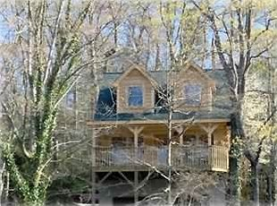 Beautiful New Log Cabin on Lake Lure