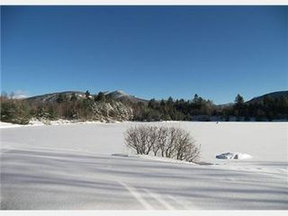 North Woodstock condo photo - Winter scene at Deer Park. 3 miles to Loon Mountain!