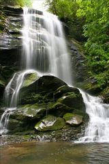 Black Mountain lodge photo - Catawba Falls. A 30-45 minute hike from the community trails.