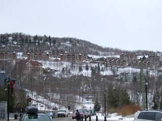 Mont Tremblant townhome photo - View of the Hills in Winter