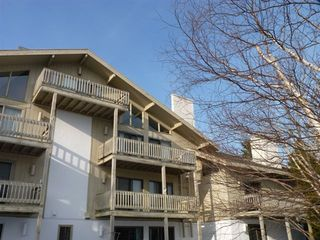 Exterior of condominium - Bromley Mountain condo vacation rental photo