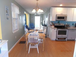 Cape May house photo - Open floor plan