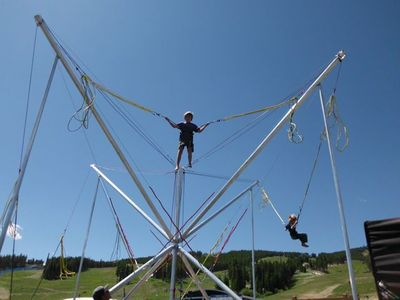 Summer activities for the kids at Breckenridge!