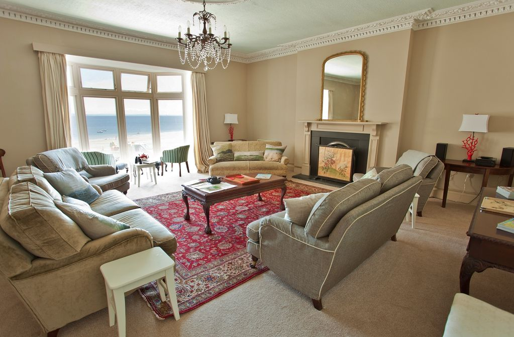 The first floor drawing room
