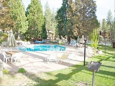 JUST STEPS AWAY to CLUBHOUSE - Phenominal Pool, Hot Tub, Fire Pit, Sauna, Tennis
