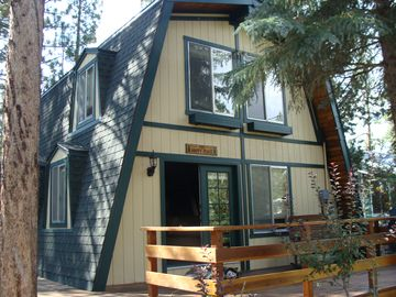 Eagle Mountain Estates cabin rental - The 'Happy Place'