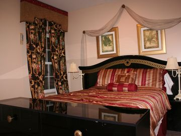 Silver Spring house rental - The Emperor Room