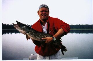 Ely cabin photo - Monster Northern Pike found in our waters