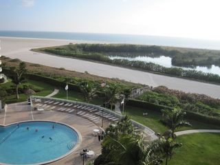 South Seas Club condo photo - Beautiful view from the balcony