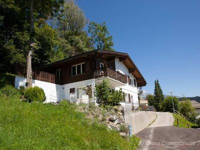 Peaceful apartment, with terrace , Laax, Grisons