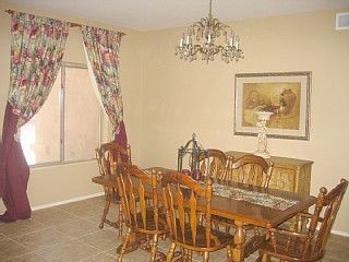 Peoria house photo - Formal Dining