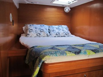 Starboard Side Forward Cabin