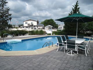 Waretown house photo - Patio & Pool #2