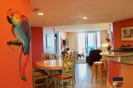 Caribbean Luxury/Fall SPECIALS - Gulf Side Unit w/ Large Private Balcony